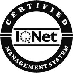 IQ-NET-certified